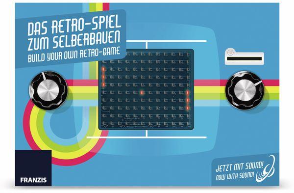 Lernpaket FRANZIS Retro-Spiel zum Selberbauen - Produktbild 3