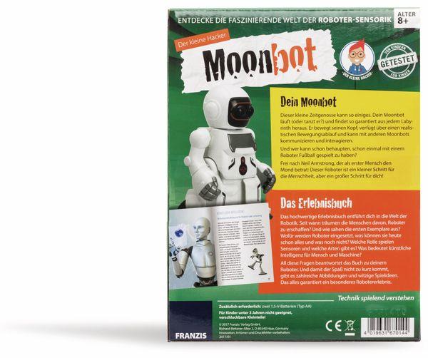 Lernpaket FRANZIS Der Kleine Hacker Moonbot - Produktbild 1