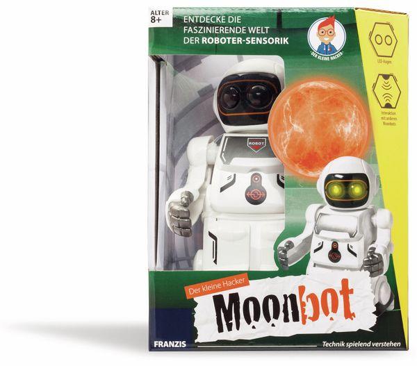 Lernpaket FRANZIS Der Kleine Hacker Moonbot - Produktbild 2