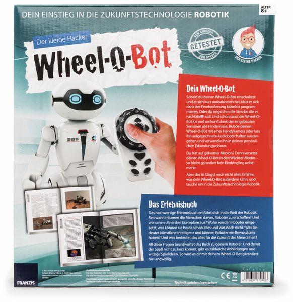 Der kleine Hacker FRANZIS Wheel-O-Bot - Produktbild 1