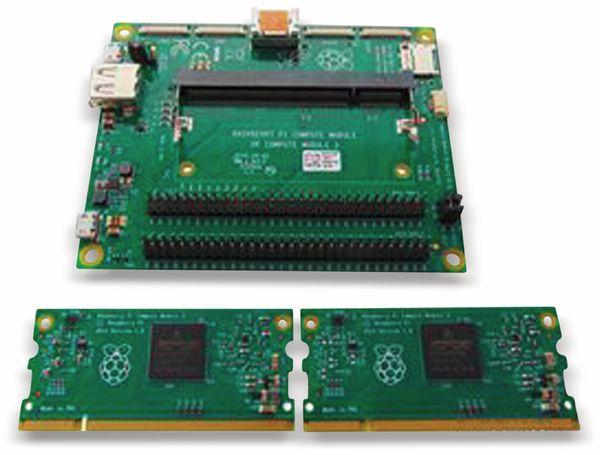 Raspberry Pi Compute Module 3, Development Kit