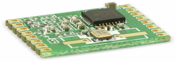Funkmodul HOPERF RFM69W, 868 MHz, S2, TX/RX - Produktbild 3