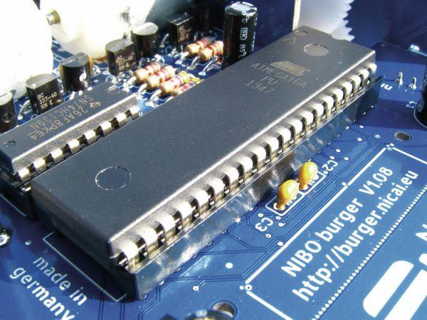 Bausatz NIBO burger NICAI SYSTEMS - Produktbild 3