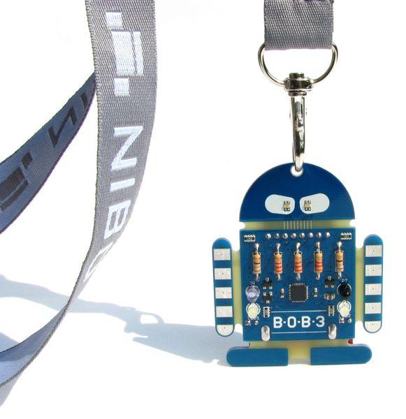 Bausatz BOB3 NICAI SYSTEMS Ein Roboter zum programmieren lernen