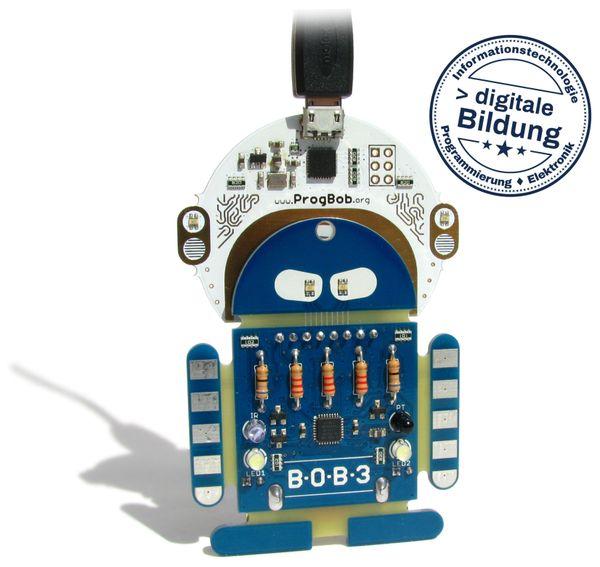 Bausatz BOB3 NICAI SYSTEMS Ein Roboter zum programmieren lernen - Produktbild 4