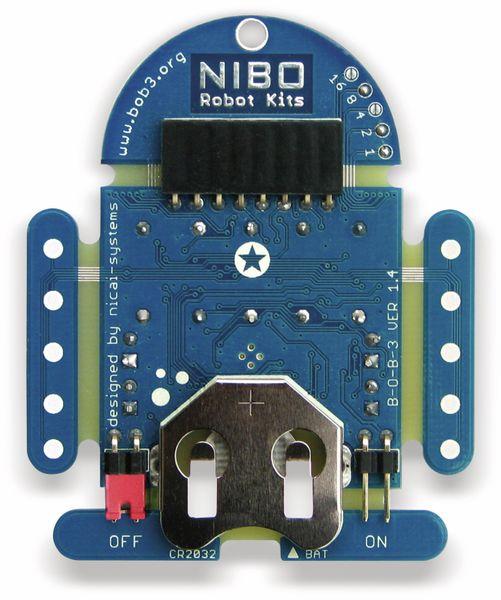 Bausatz BOB3 NICAI SYSTEMS Ein Roboter zum programmieren lernen - Produktbild 5