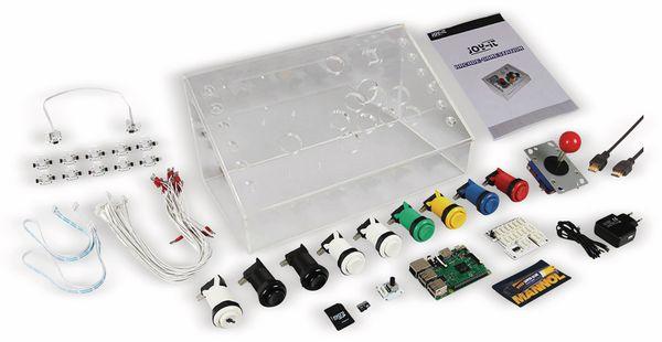 JOY-IT Raspberry Gamestation für Retro Pi System, Bausatz - Produktbild 3