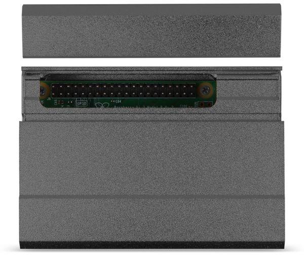 JOY-IT Alu Gehäuse für Raspberry Pi, schwarz - Produktbild 6