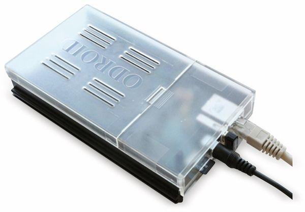 ODROID-HC1 Gehäuse, transparent - Produktbild 2