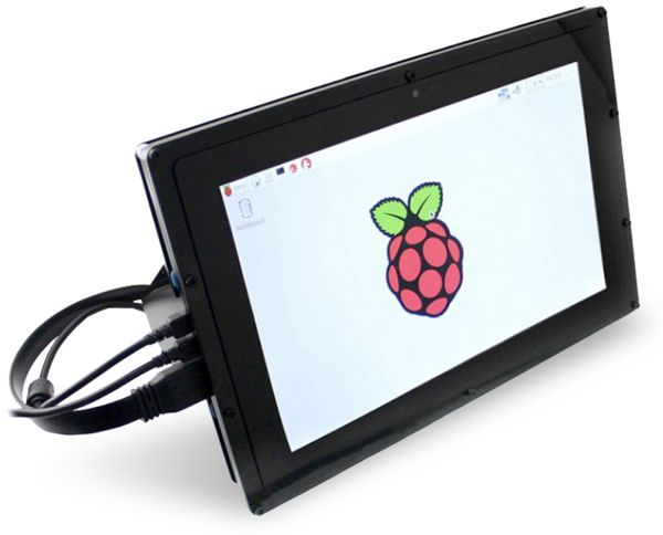 "JOY-IT 10"" IPS Touch-Display 1280x800 für Raspberry Pi - Produktbild 1"