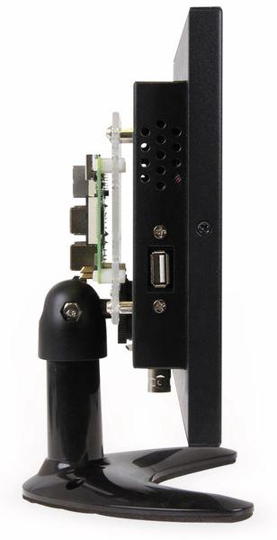 """JOY-IT 10"""" Touch Display im Metallgehäuse für Raspberry Pi - Produktbild 2"""