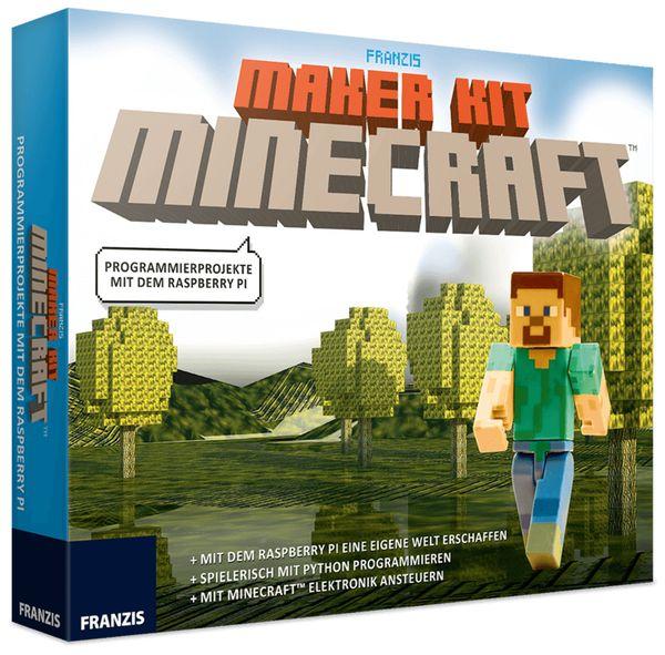 Lernpaket FRANZIS, Minecraft