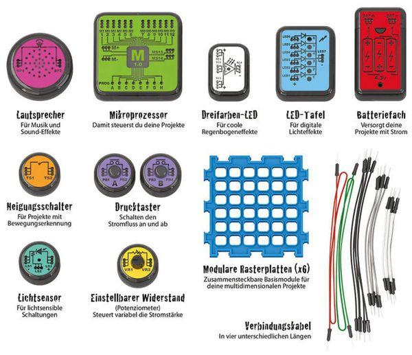 Lernpaket FRANZIS, Elektronik-Labor - Produktbild 2