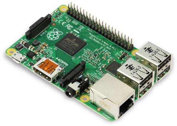 Raspberry Pi 2 Model B v1.2 - Produktbild 1