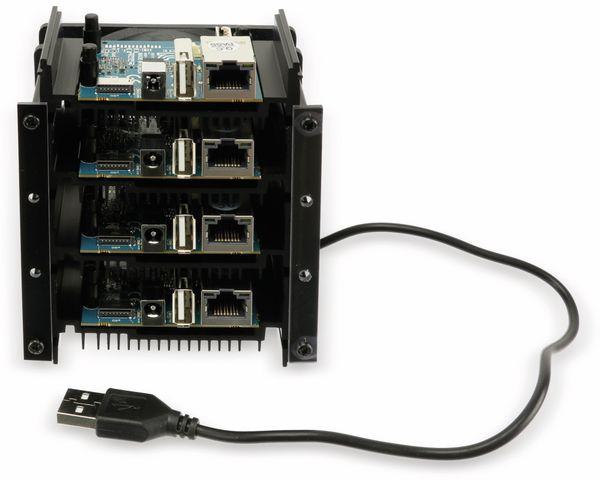 ODROID-MC1 : My Cluster One mit 32 CPU Cores und 8GB DRAM - Produktbild 2