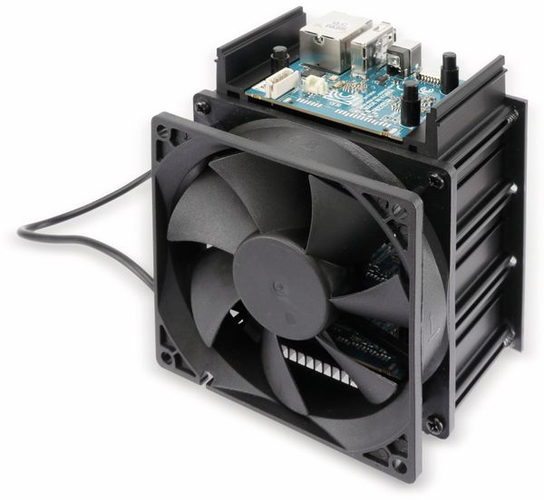 ODROID-MC1 : My Cluster One mit 32 CPU Cores und 8GB DRAM - Produktbild 7