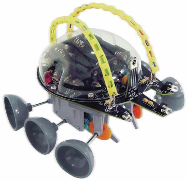 """SOL-EXPERT, Elektronik Lötbausatz """"Roboter - Bausatz - Escape Robot Kit"""""""