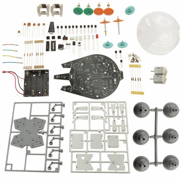 """SOL-EXPERT, Elektronik Lötbausatz """"Roboter - Bausatz - Escape Robot Kit"""" - Produktbild 2"""