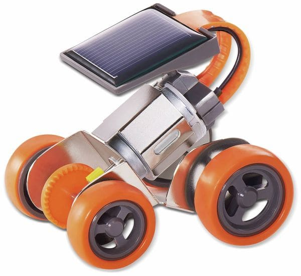 SOL-EXPERT Solar Metall Rennwagen 2017, Bausatz