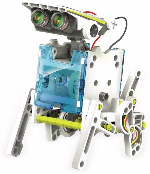 SOL-EXPERT 14in1, 14 unterschiedliche Solar Roboter, Bausatz - Produktbild 1
