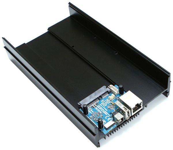 ODROID-HC2 Einplatinen Computer für NAS und Cluster Anwendungen - Produktbild 1