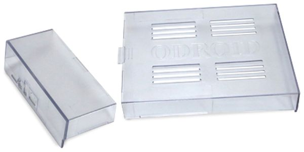 ODROID-HC2 Gehäuse, transparent - Produktbild 1