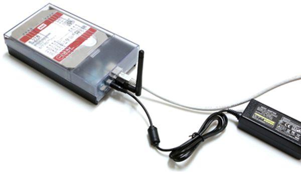 ODROID-HC2 Gehäuse, transparent - Produktbild 2