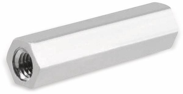 Abstandsbolzen M2,5, 20 mm, 8 Stück