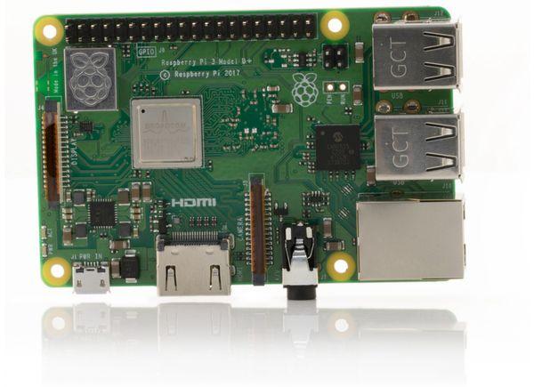 Raspberry Pi 3B+ - Produktbild 2
