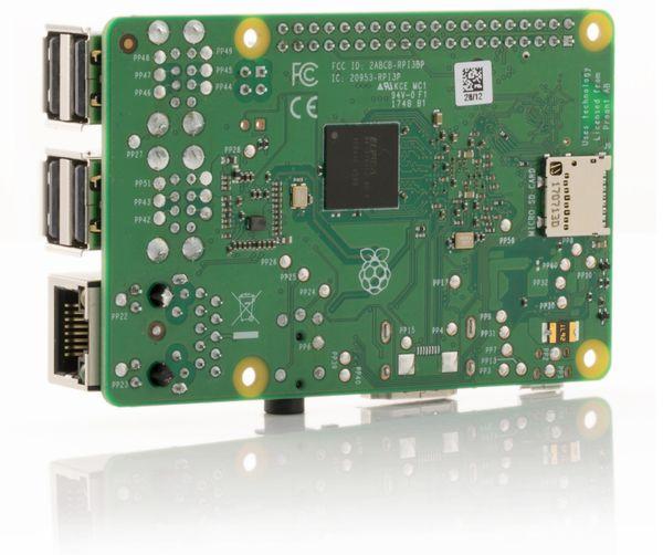 Raspberry Pi 3B+ - Produktbild 3