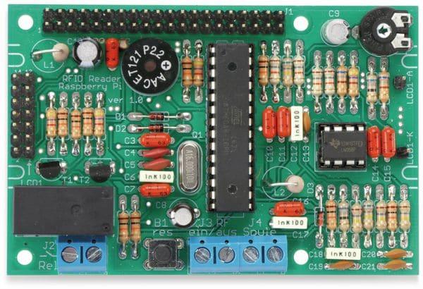 RFID Reader RF125 für Raspberry Pi - Produktbild 4