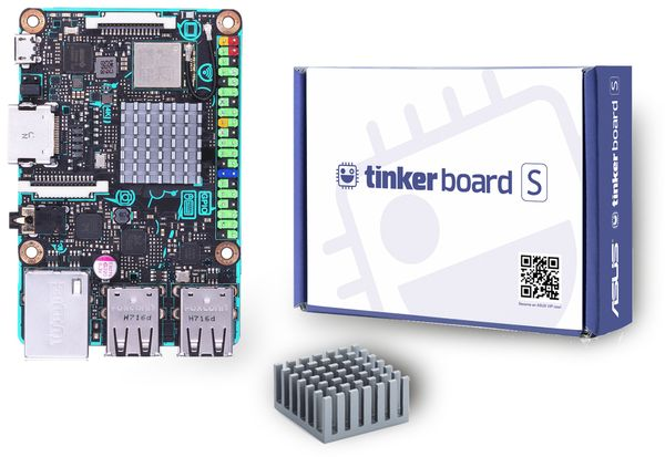 ASUS Tinker Board S - Produktbild 1