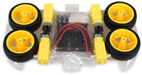 JOY-IT Roboter Car Kit für alle Arduino Systeme - Produktbild 2