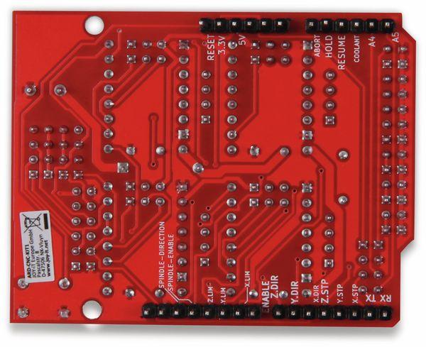 JOY-IT Controllerboard CNC mit 4x A4988 Motortreiber für Arduino Uno - Produktbild 4