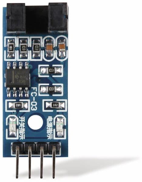 JOY-IT Speedsensor LM393 mit Lochscheibe - Produktbild 2