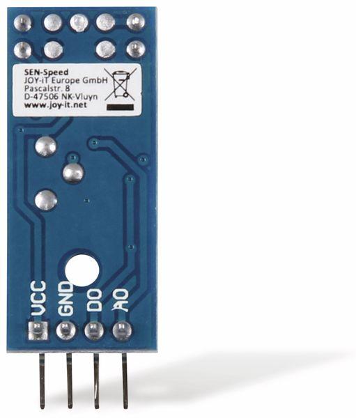 JOY-IT Speedsensor LM393 mit Lochscheibe - Produktbild 3