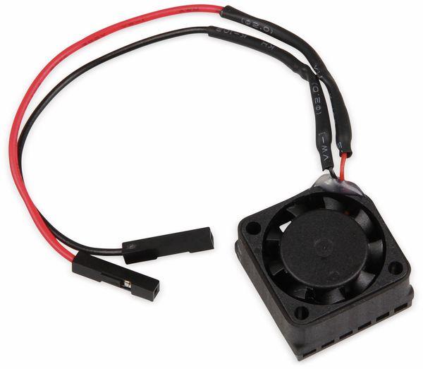 JOY-IT Kühlungs-Kit für Raspberry Pi, Banana Pi, Arduino, Cubieboard