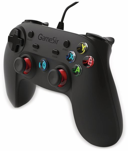 GameSir G3w USB Controller Joystick für das ODROID OGST Kit - Produktbild 1
