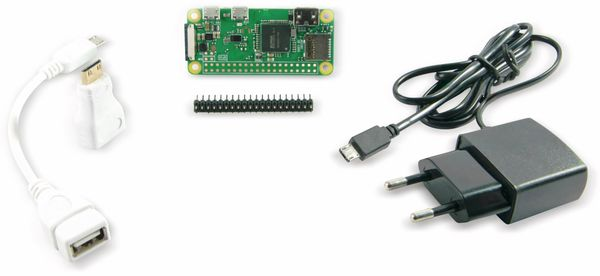 Raspberry Pi Zero W Essentials Kit - Produktbild 1