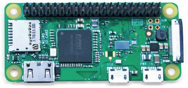 Raspberry Pi Zero WH (mit bestücktem Header) - Produktbild 2