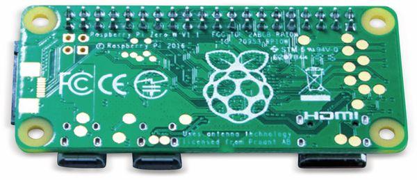 Raspberry Pi Zero WH (mit bestücktem Header) - Produktbild 3