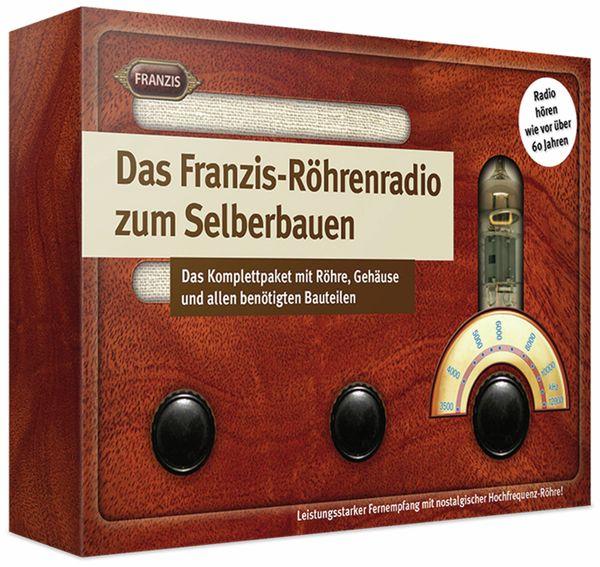 FRANZIS Röhrenradio zum Selberbauen, Kurzwelle