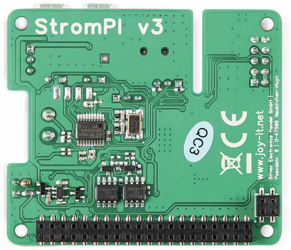 JOY-IT Strom-Pi3 Erweiterungsplatine für Raspberry Pi - Produktbild 2