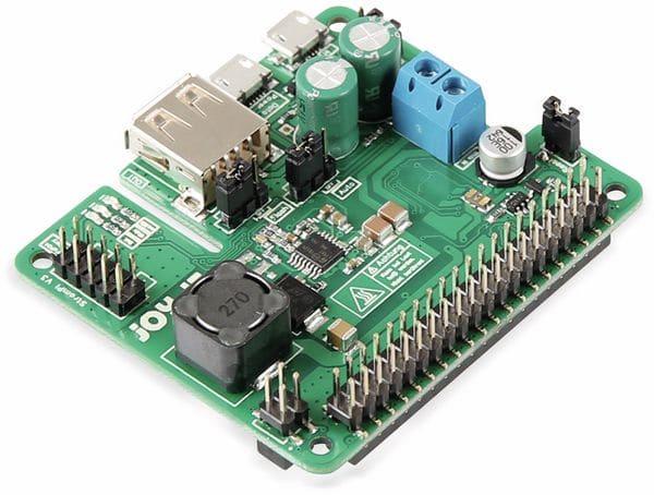 JOY-IT Strom-Pi3 Erweiterungsplatine für Raspberry Pi - Produktbild 3