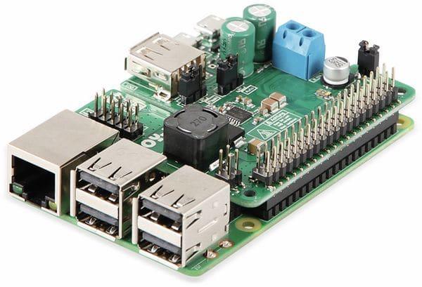 JOY-IT Strom-Pi3 Erweiterungsplatine für Raspberry Pi - Produktbild 4