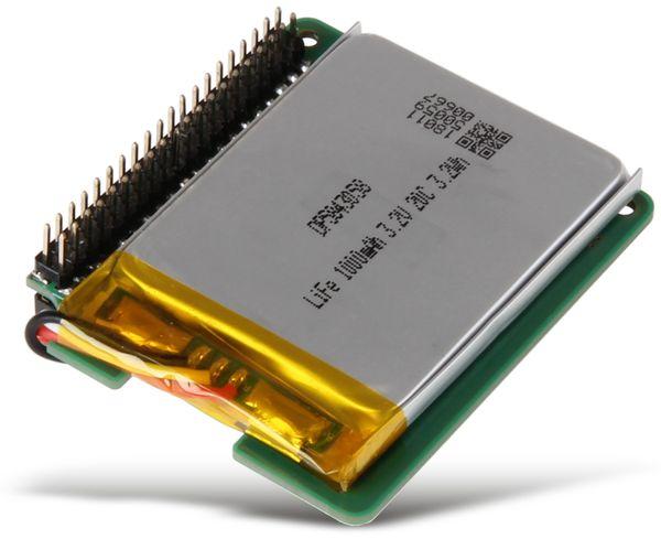 JOY-IT Batterie Pack für StromPiV3, 3,2 V, 1000 mAh