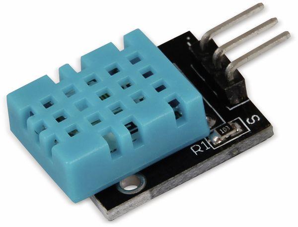 JOY-IT Temperatur / Feuchtigkeitssensor DHT11, 1-Wire