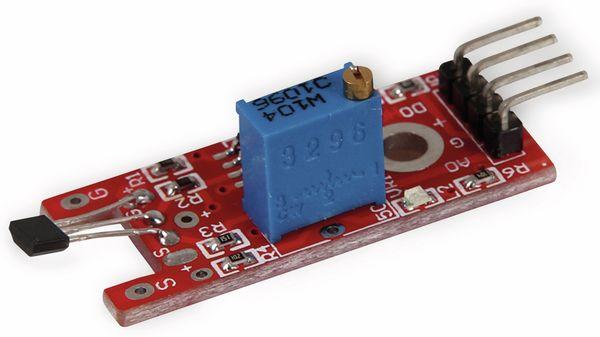 JOY-IT Linear Magnetic Hall Sensor Modul A3141 / LM393