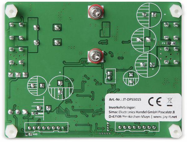 JOY-IT Programmierbares Labornetzteil 50 V/15 A, DPS5015 - Produktbild 3