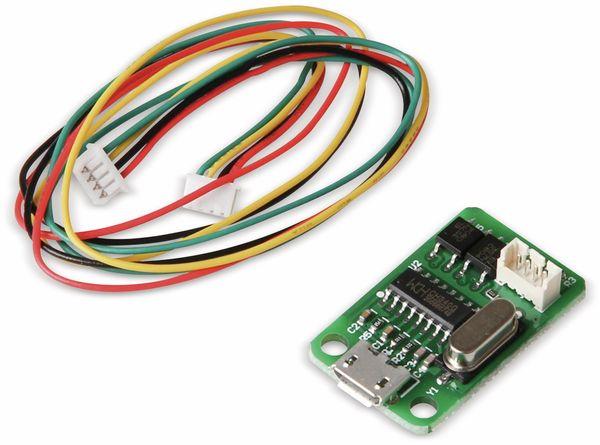 USB Erweiterungsmodul für JT-DPS5005 und JT-DPS5015, JOY-IT